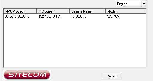 Sitecom Admin-programma