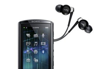 Sony Walkman NWZ-A860 Series