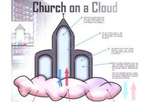 Church on a cloud