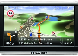Navigon 42 Panorama View 3D (VK)