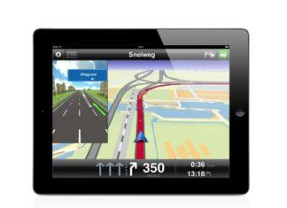 TomTom App voor iPad v1.9