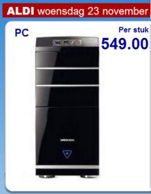 Aldi Medion Akoya MD 8805 (P5330D)