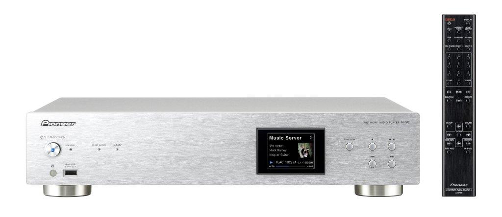 Pioneer Network Audio Player N-50