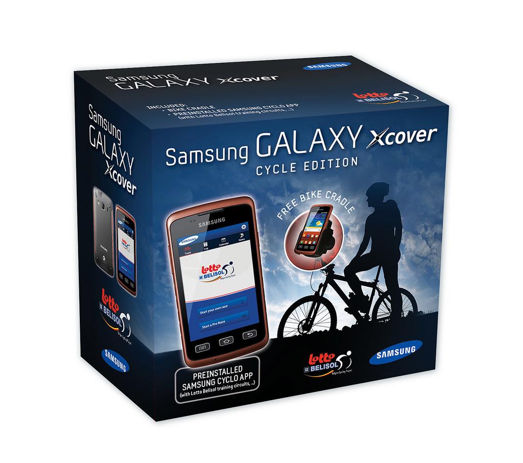 Samsung Galaxy Xcover CyclingEdition