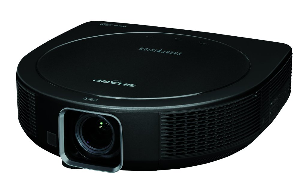 Sharp XV-Z30000 3D projector