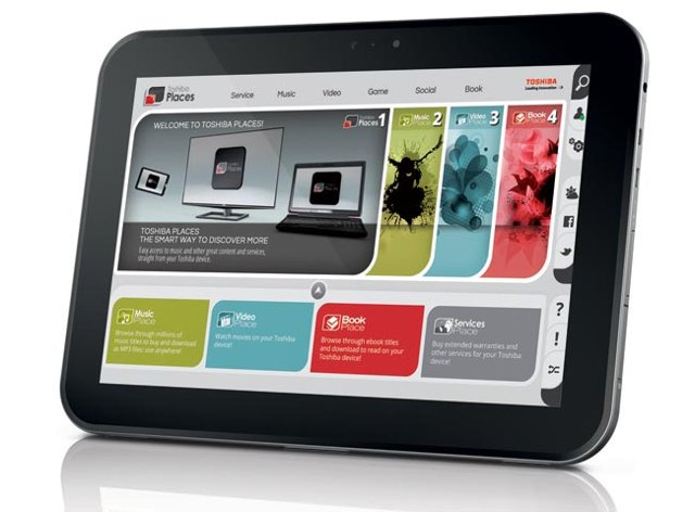 Toshiba AT300 Android 4.0 tablet