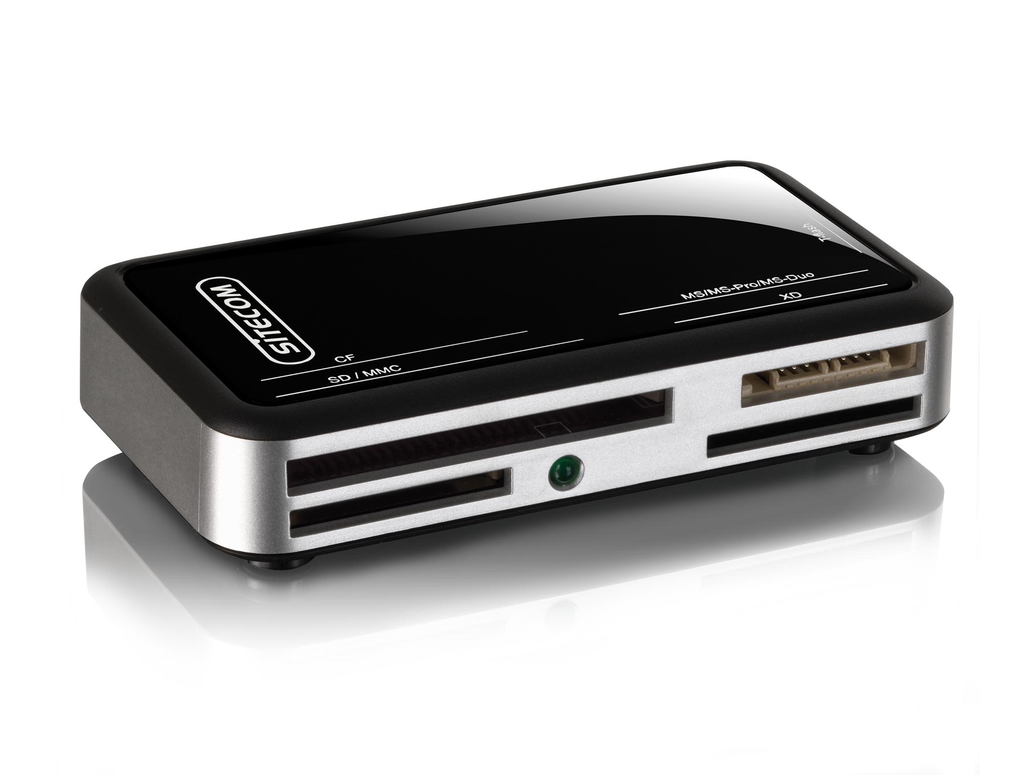 Sitecom USB 3.0 Card Reader 63-in-1 MD-030