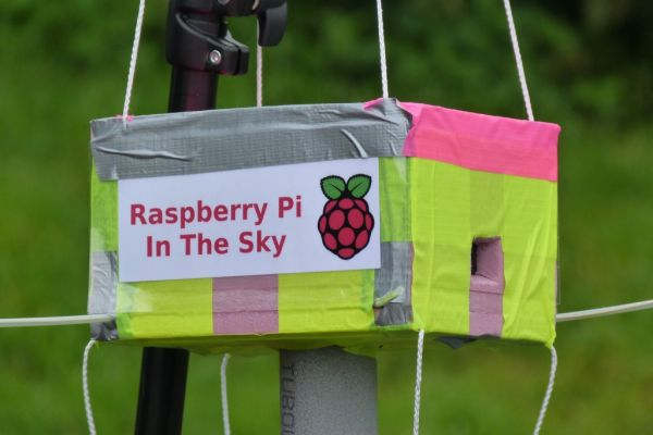Raspberry Pi in The Sky