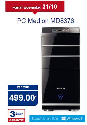 Medion Akoya MD 8376 (P4215 D)