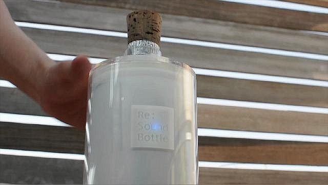 Re: Sound Bottle