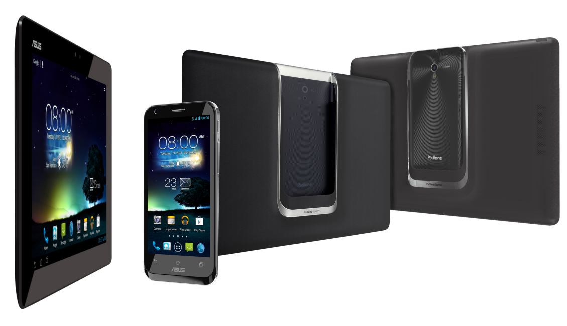 Asus PadFone2 met PadFone 2 Station