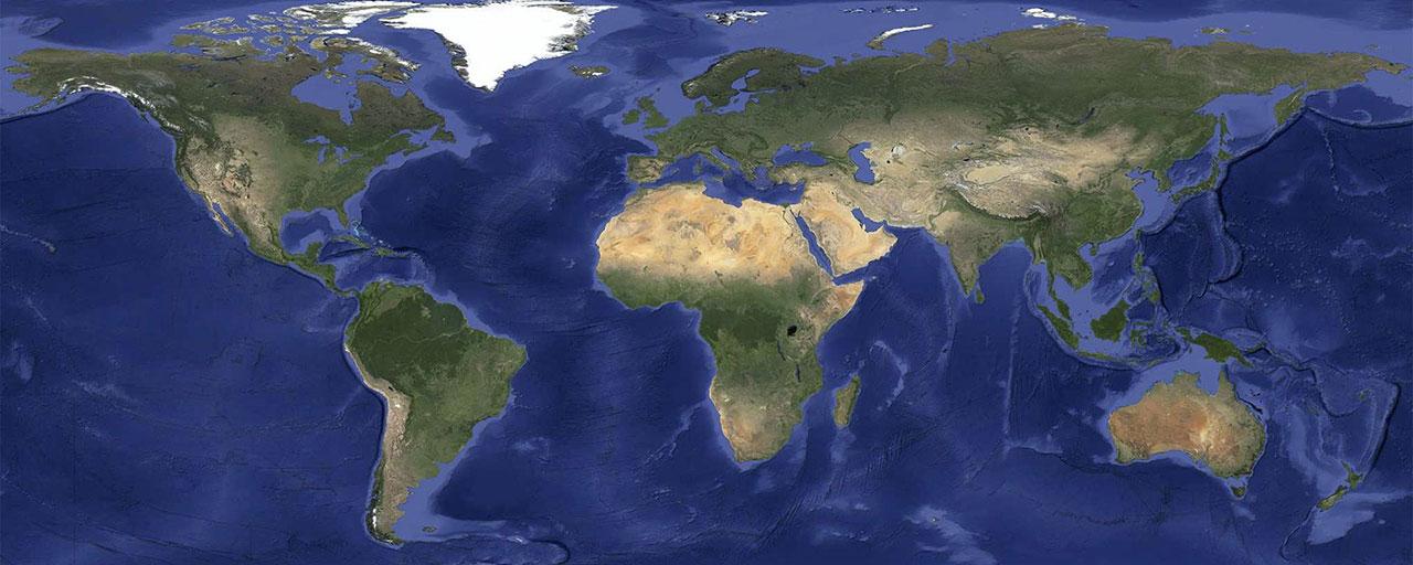 Google Maps en Earth