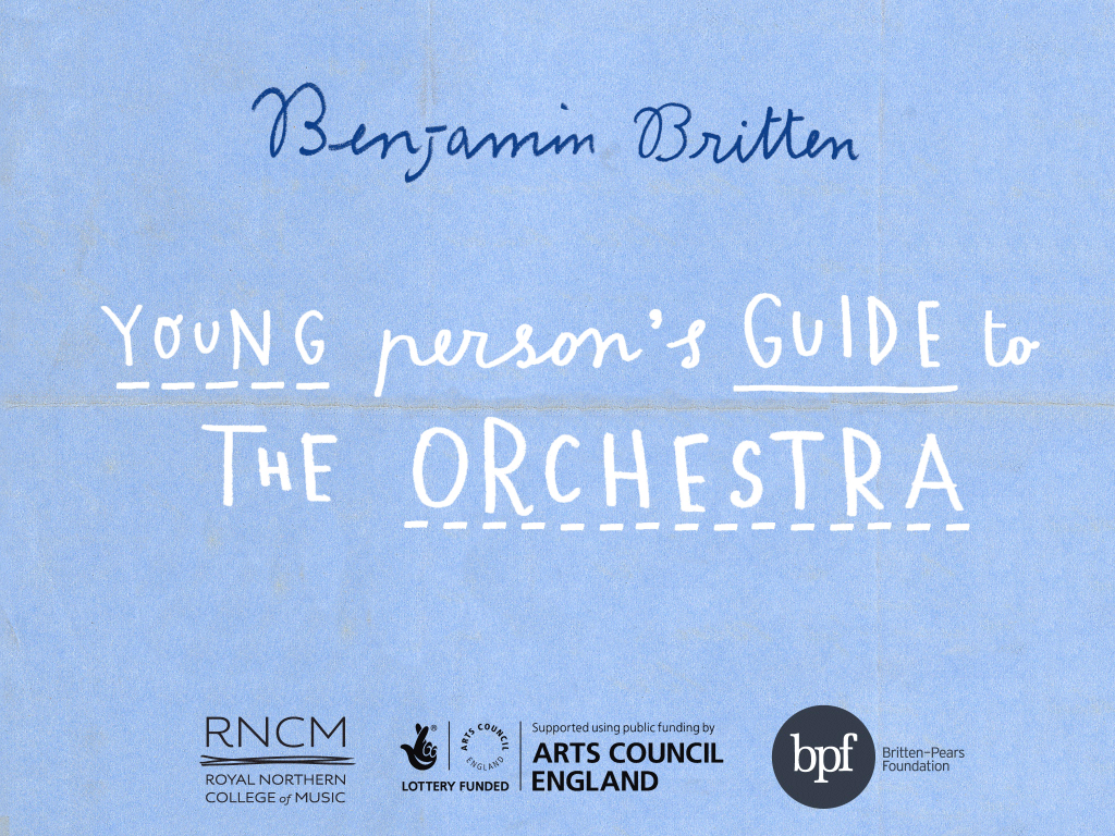 Young Person's Guide to the Orchestra app 1