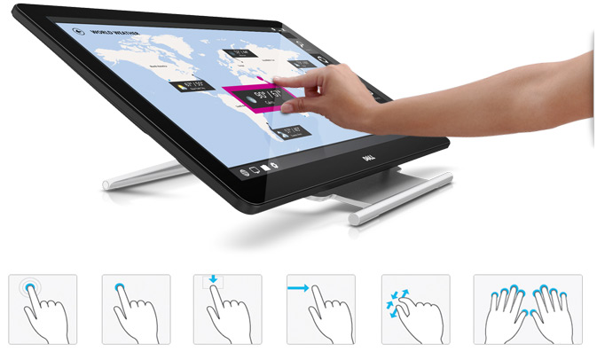 Dell 27 Touch