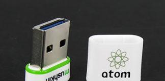 Mushkin Atom USB 3.0 Flash Drive