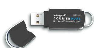 Integral Courier Dual usb 3.0 stick