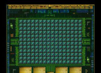 Nvidia Tegra K1 die
