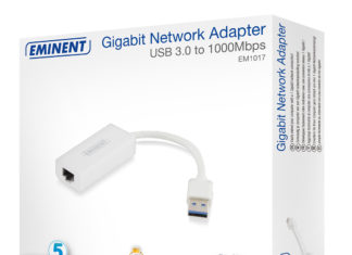 Eminent EM1017 USB 3.0 Gigabit Netwerkadapter