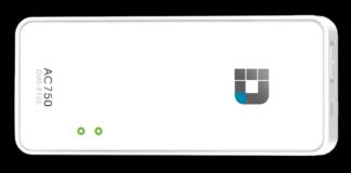 D-Link DIR510L draagbare ac-router en lader