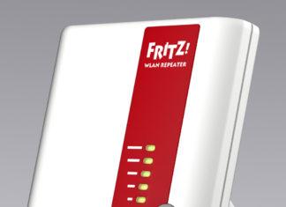 AVM FRITZ!WLAN Repeater 450E