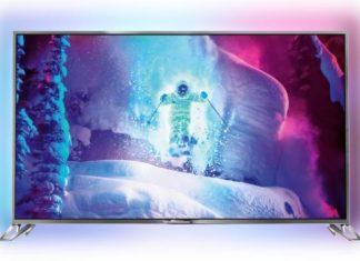 Philips 9800 Series 4k tv
