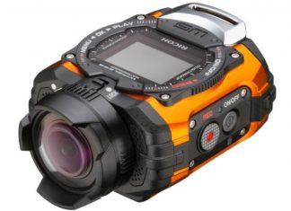Ricoh WG-M1 oranje versie