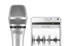 iRig Mic HD_A voor Android 5
