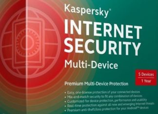 Kaspersky Total Security - Multi Device multiplatform-antimalware