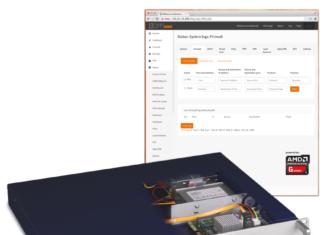 OPNSense Netboard A10 Rack Appliance