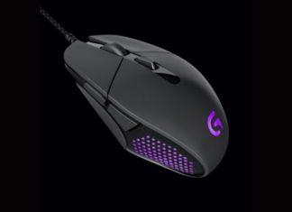 Logitech G303 Gaming Mouse