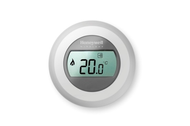 Honeywell Round Connected Thermostat