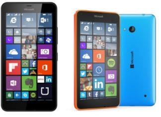 Lumia 640 & Lumia 640XL