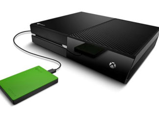 Seagate Game Drive voor Xbox