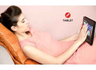 "Lenovo Yoga 700 11"" in tabletstand"