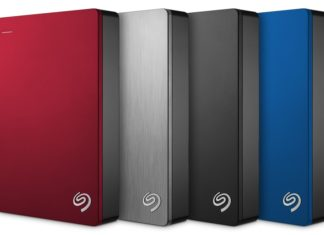 Seagate Backup plus portable 5 tb familie