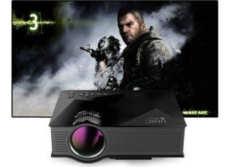 Unic UC46 beamer (draadloze videoprojector)