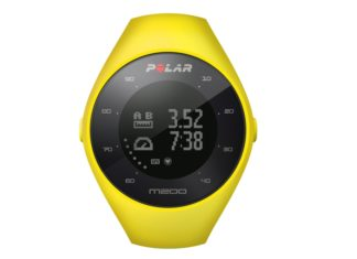 Polar m200 yellow
