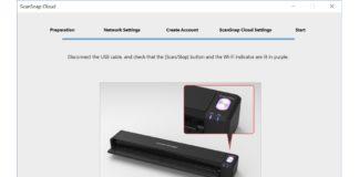 ScanSnap Cloud: scannen zonder computer