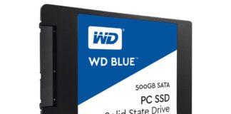 WD Blue PC SSD 512 GB