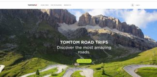 TomTom Road Trips