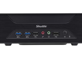Shuttle XH110G Barebone mini-pc