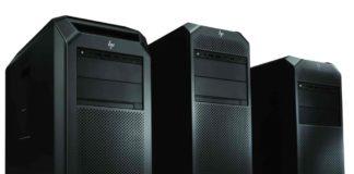 HP Z8 Z6 en Z4 G4 Workstations