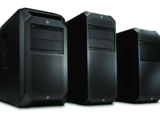 HP Z8 Z6 en Z4 G4 Workstations