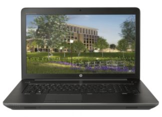 HP Zbook 17 G4 mobiel werkstation