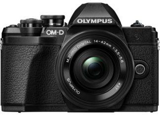 Olympus OM-D E-M10 Mark III met kitlens