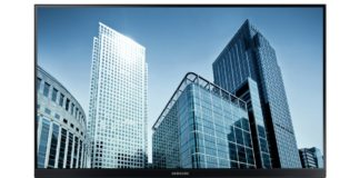 Samsung S27H85 monitor