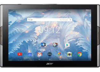 Acer Iconia Tab 10-tablet A3-A50