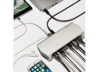 Belkin USB-C 3.1 Express Dock HD