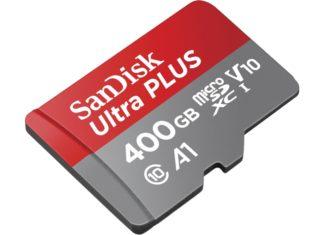 SanDisk UltraPLUS microSD 400GB