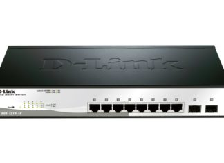 D-Link DGS-1210-10 switch